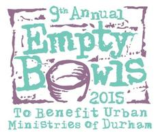 United Therapeutics presents Empty Bowls 2015 to...