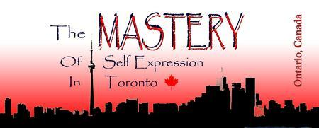 MASTERY of Self Expression - Toronto - October 2016