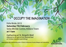 Féile Bríde 2015: Occupy the Imagination