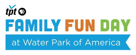 TPT Family Fun Day at the Water Park of America