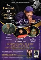 Frank McComb & Friends In Concert
