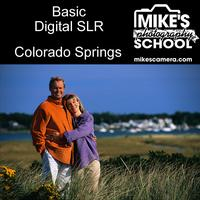 Basic Digital SLR- Colorado Springs
