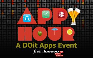 Appy Hour – A DOit Apps Event – by Lenovo