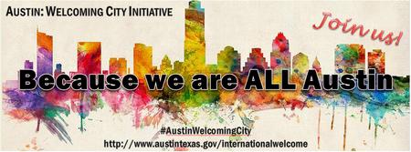 Austin Welcoming City Summit