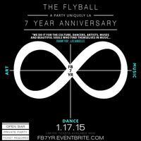 Flyball 7 Year Anniversary