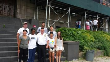 H.E.A.L.T.H for Youths' 120th Precinct Gardening...