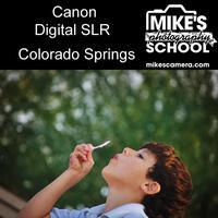 Canon Digital SLR- Colorado Springs
