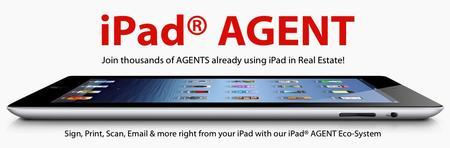 iPad® AGENT - OMDREB (Oakville)