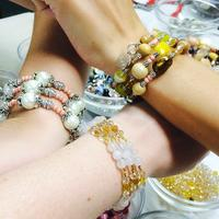 Saturday Jewelry Making Parties 2pm