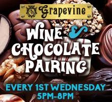 Wine & Chocolate - A Decadent Duo