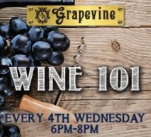 Wine 101- Unlocking the Mystery of Wine