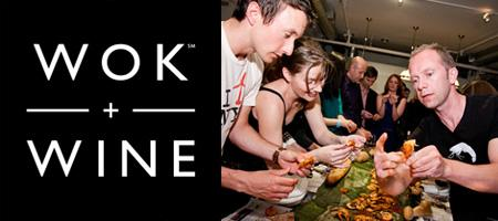 Wok+Wine - Auckland - Wed. Feb. 11