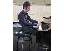 Andrea Bacchetti - Piano Recital - FREE EVENT