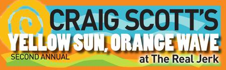 Craig Scott's Yellow Sun Orange Wave 2015