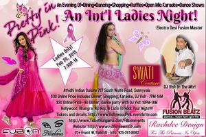 Location Change!! Pretty In Pink ~An Int'l Ladies...