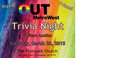 OUT MetroWest's Trivia Night & Silent Auction