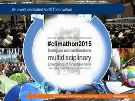 Code for Climate : Climathon @ Verteego