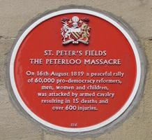 Peterloo Massacre Anniversary - Guided Walk