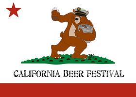 California Beer Festival at Sea