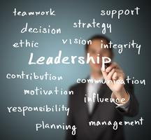 Leadership Power: August Monarch Member training