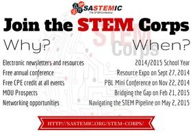 STEM Corps-Bridging the Gap in STEM Education