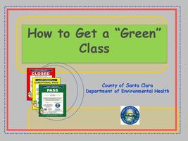 How to Get a Green