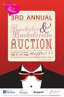 3rd Annual Bachelor and Bachelorette Auction