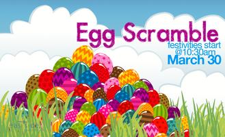 Egg Scramble 2013