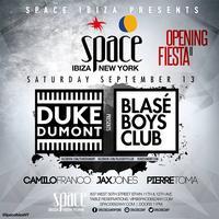 Space Ibiza Presents Space NYC Saturdays