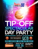 WPEG Tip-Off Spectacular Day Party at SUITE