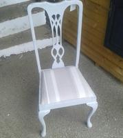"""Furniture Painting"" upholstery and chair painting..."