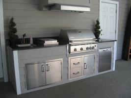 Outdoor Kitchens Orlando - Saturday Summer Kitchen...