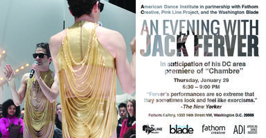 An Evening with Jack Ferver