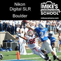 Nikon Digital SLR- Boulder