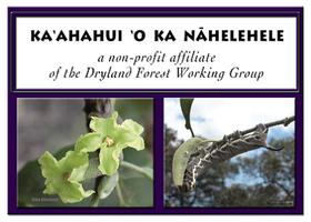 2015 Nāhelehele Dryland Forest Symposium
