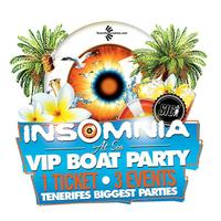 Insomnia Boat Party - Booze Cruise Tenerife