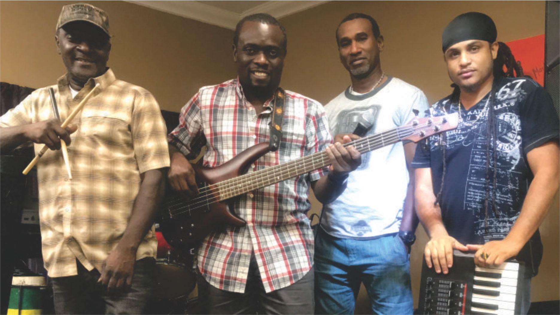 Live stream reggae | ifrolix band