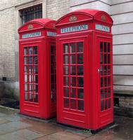 K2 to K6 Telephone Box Walking Tour