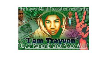 Trayvon Martin 3rd Annual Peace Walk