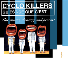Tour for Kids Cyclo Killer Dance Party