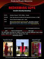 REDEEMING LOVE Creative Worship Workshop