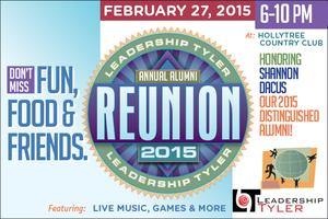 Leadership Tyler Reunion 2015