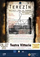 Terezín, Artisti tra le ceneri