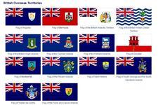 Friends of the British Overseas Territories  logo