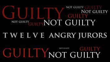 Twelve Angry Jurors - Saturday, February 21st @ 5PM