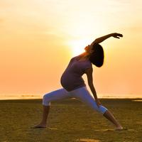 Pregnancy Yoga Semi-Private Class (Mon mornings)