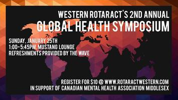 Western Rotaract Global Health Symposium