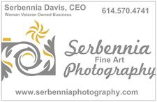 Serbennia Davis logo