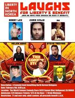 #LAUGH4LIBERTY Comedy Show benefiting Liberty In North...