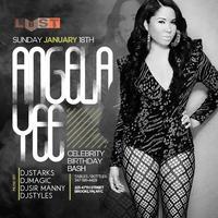 2Nite!!! Angela Yee's Birthday Bash at Lust | No Cover...